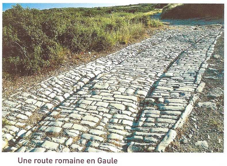 Certaines routes existent toujours!