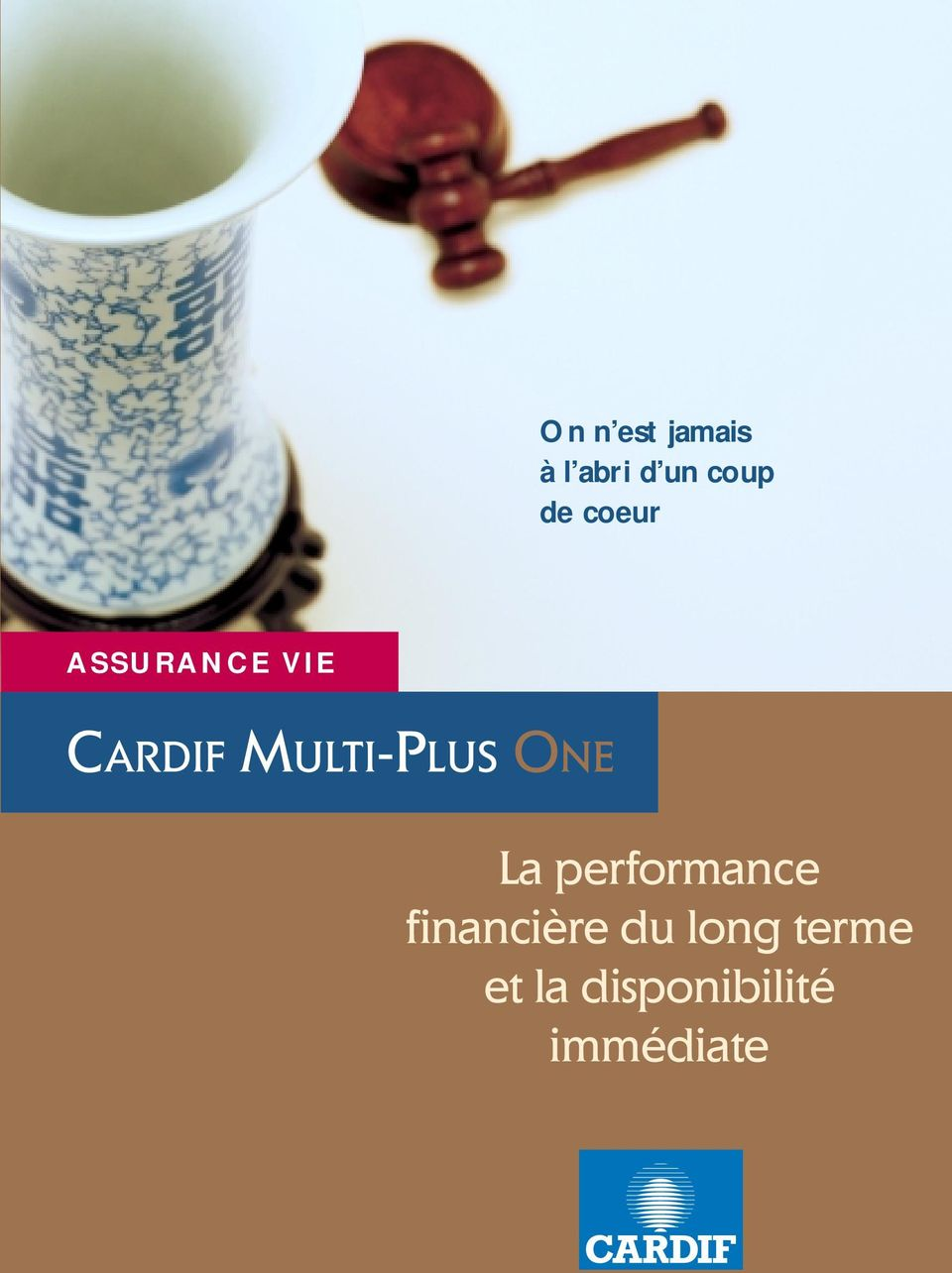 ONE La performance financière du long