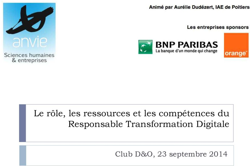 Responsable Transformation