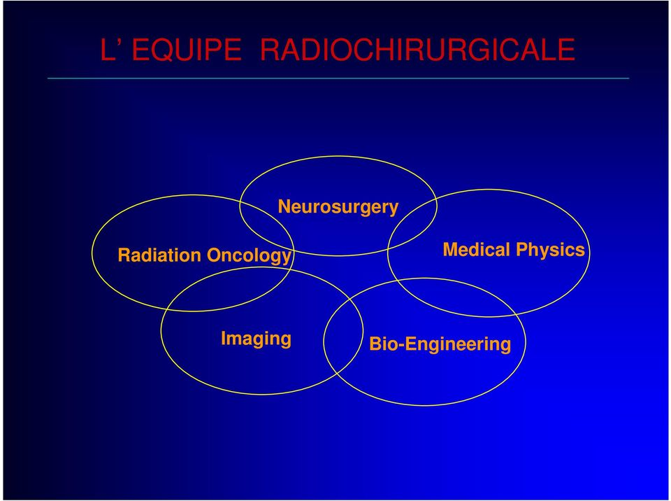 Neurosurgery Radiation