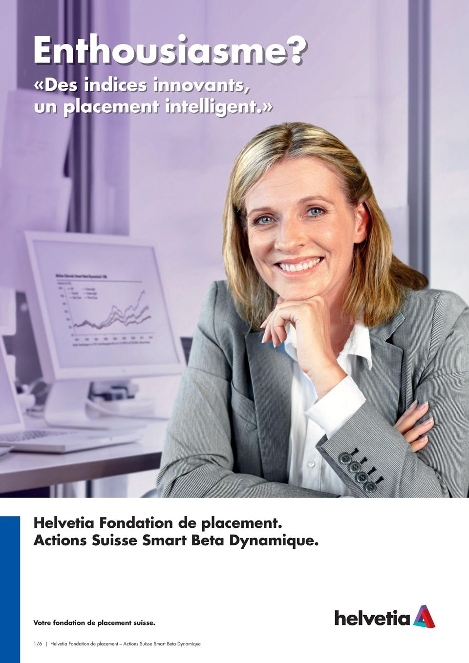» Helvetia Fondation de placement.