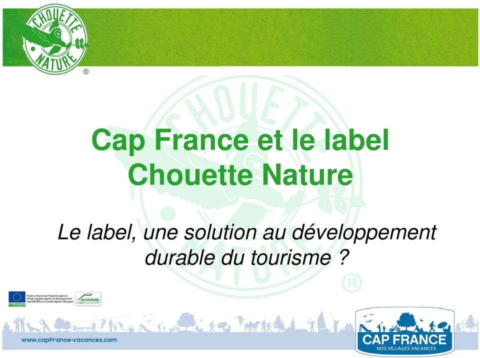 label, une solution au