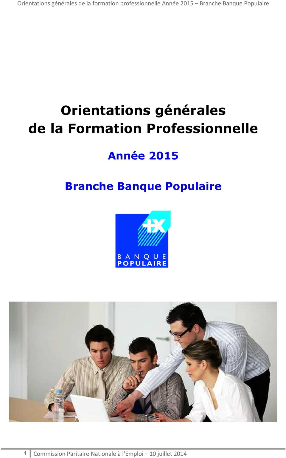 Branche Banque Ppulaire 1 Cmmissin