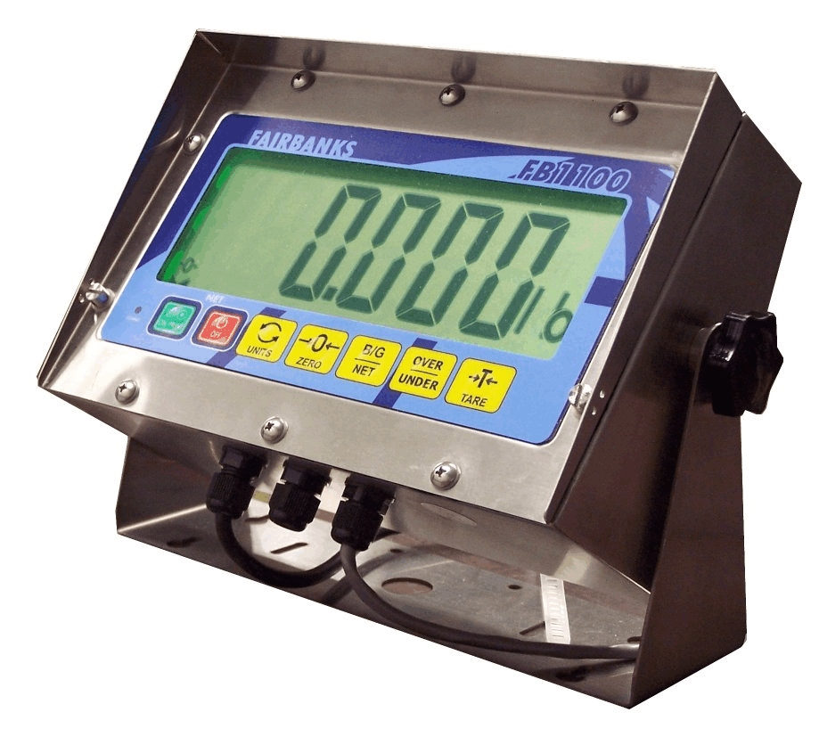 SECTION 6 - Limitations and Use Requirements The approved device is an electronic indicating element that when interfaced to an approved and compatible electronic weighing and load receiving element,