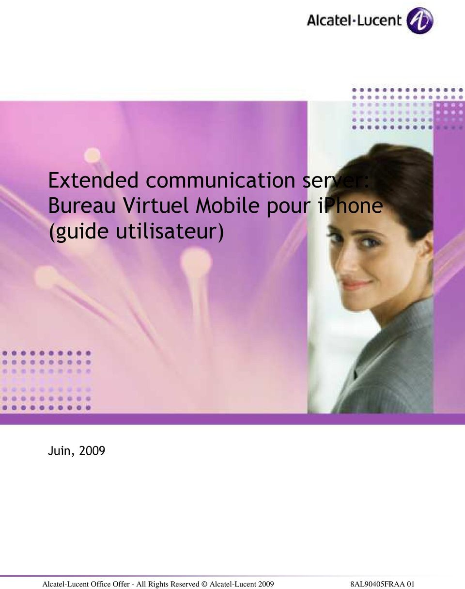 2009 Alcatel-Lucent Office Offer - All Rights