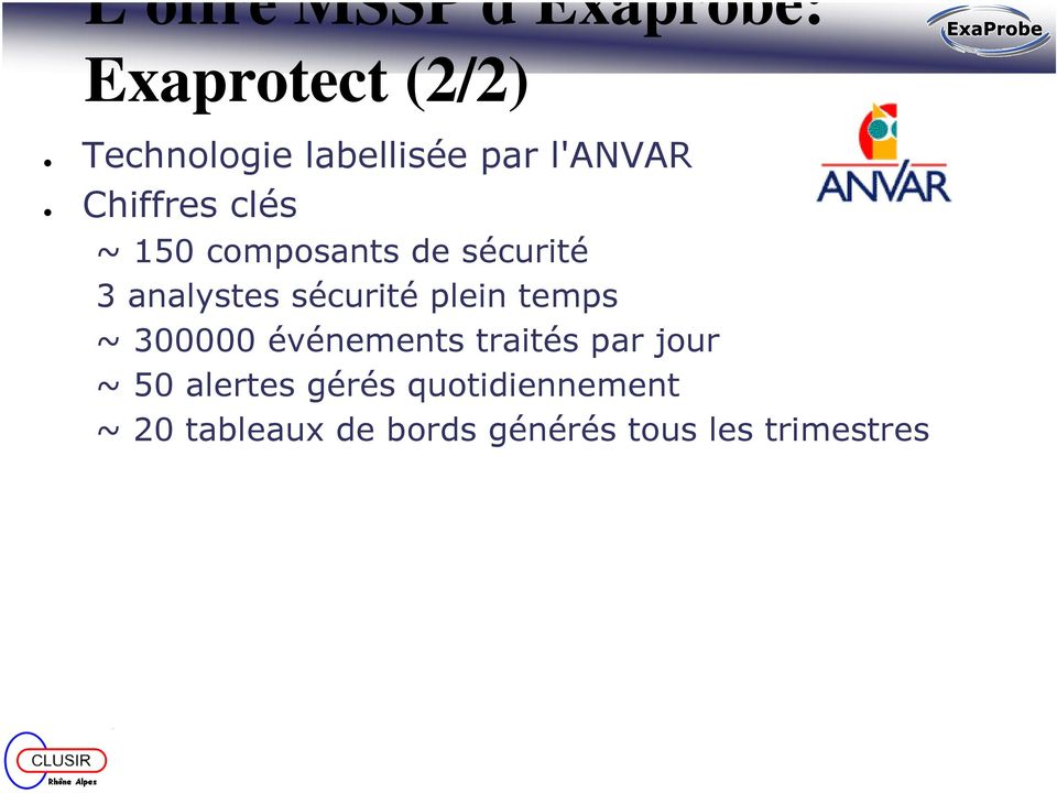Exaprotect (2/2) 3