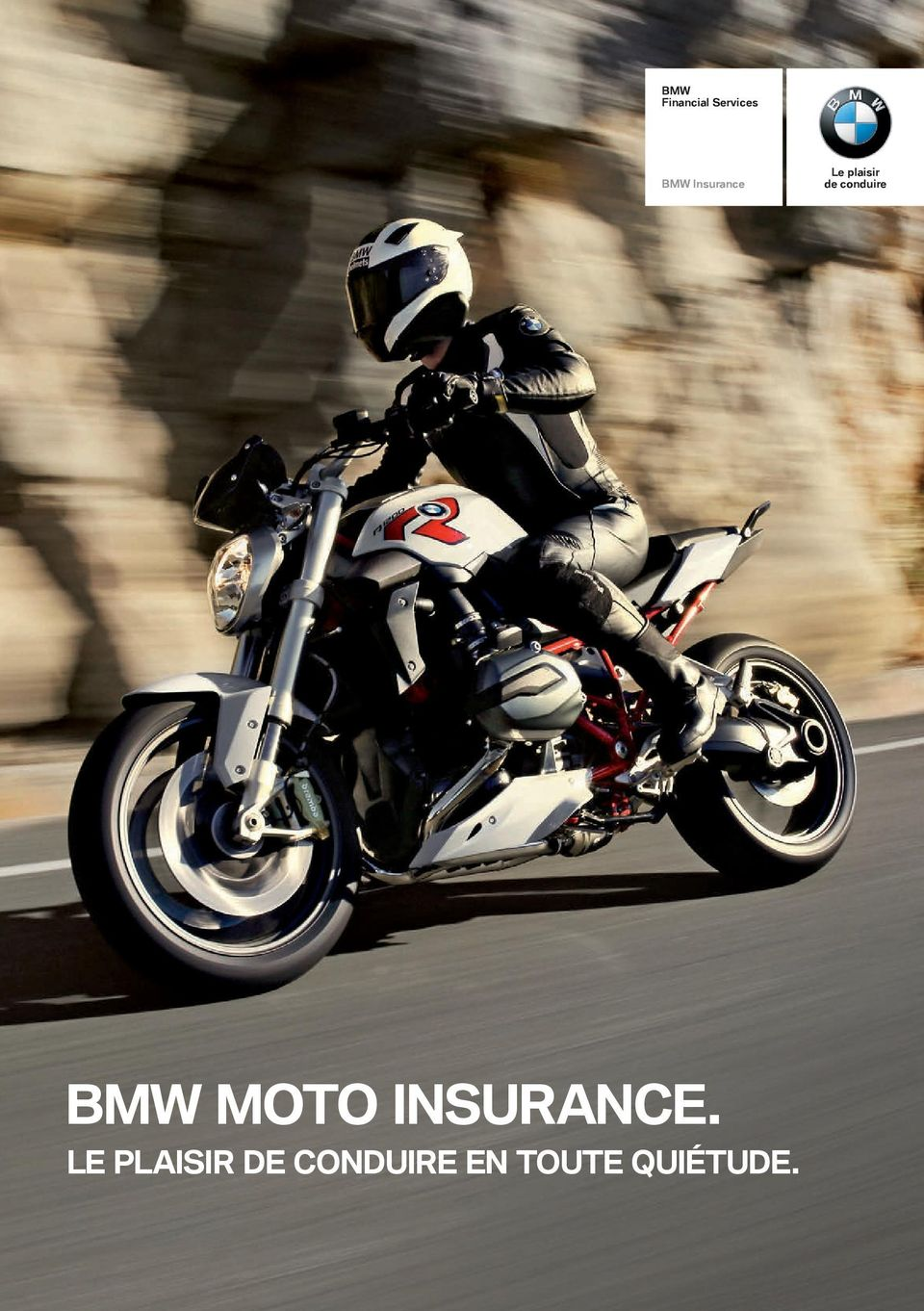 conduire BMW MOTO INSURANCE.