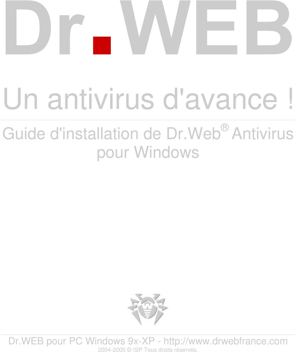 Web Antivirus pour Windows Dr.