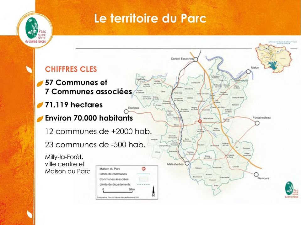 000 habitants 12 communes de +2000 hab.