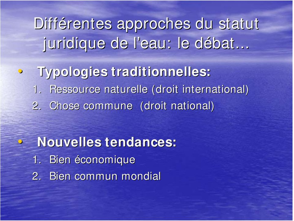 Ressource naturelle (droit international) 2.