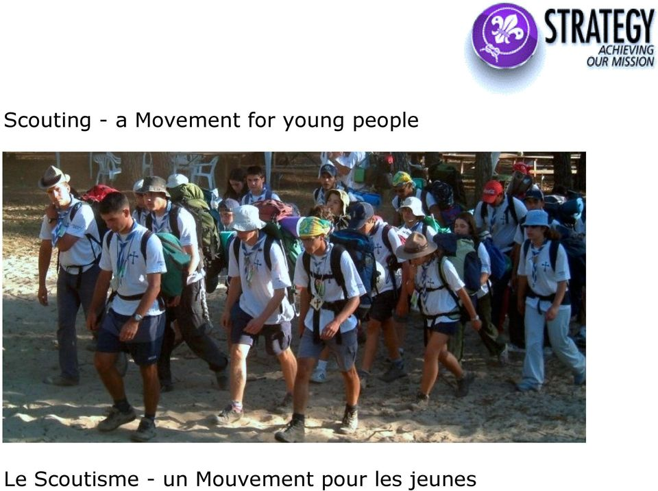 people Le Scoutisme