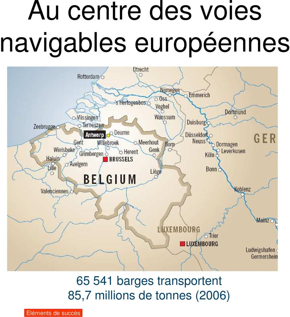 lignes internationales 220 trains chargés par