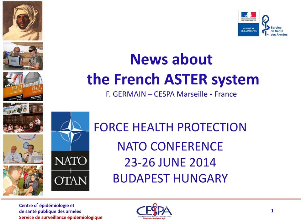 FORCE HEALTH PROTECTION NATO