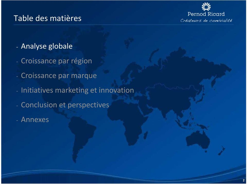 marque - Initiatives marketing et