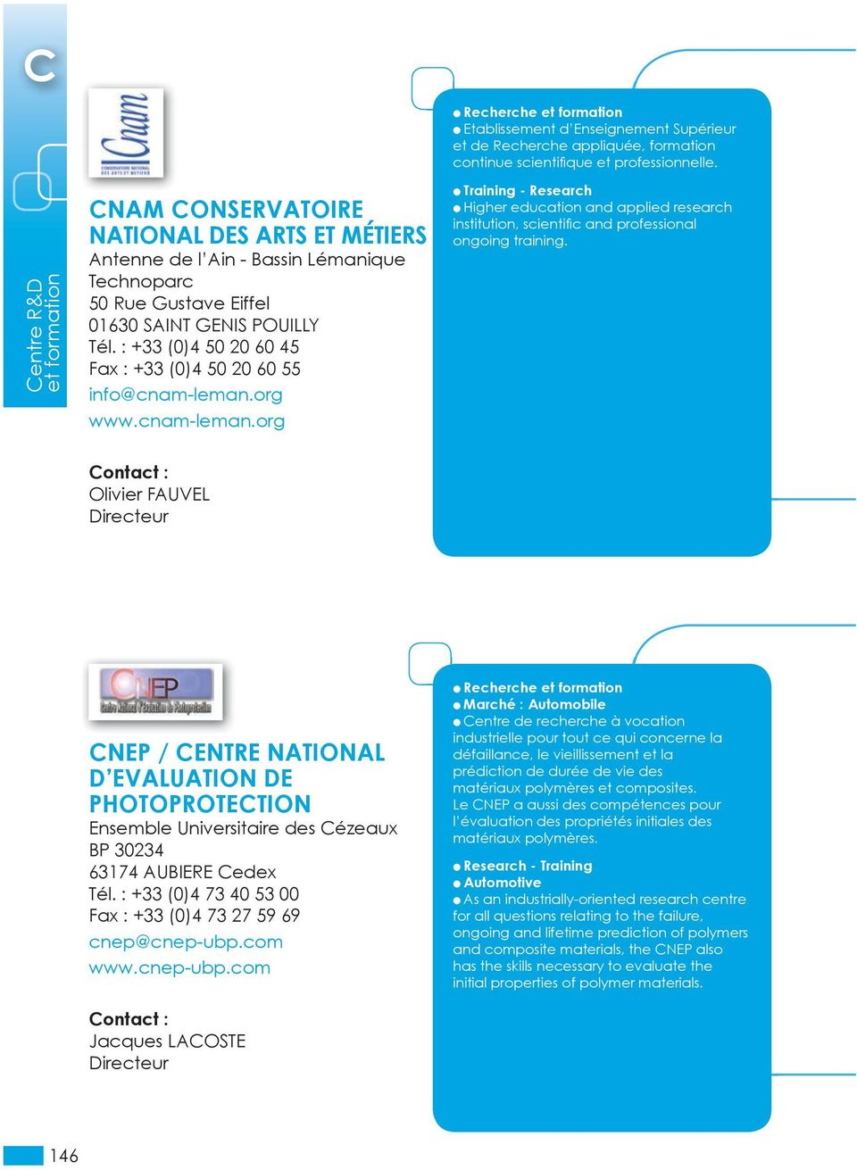 NATIONAL D EVALUATION DE PHOTOPROTECTION 3 3 3 33 3 3 33 3