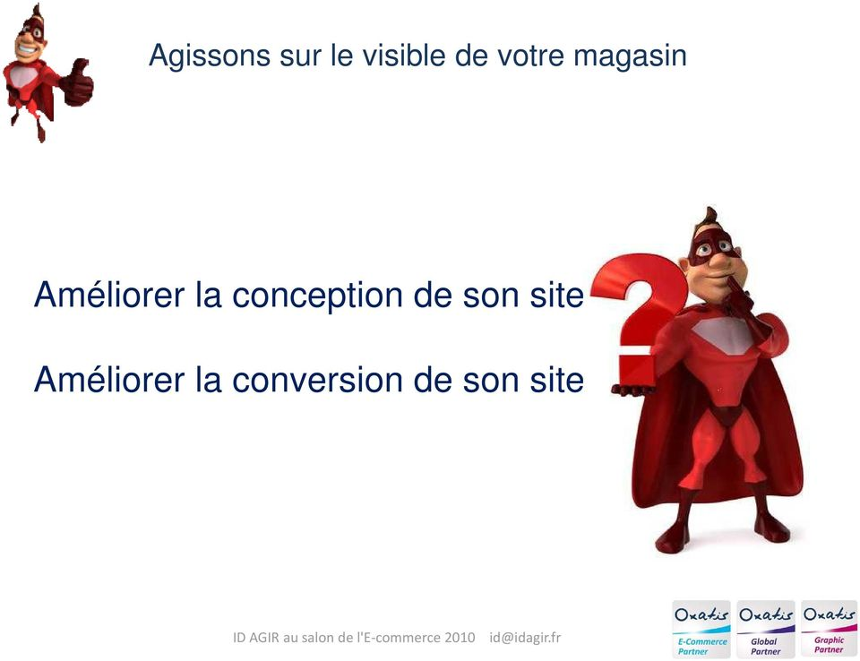conception de son site