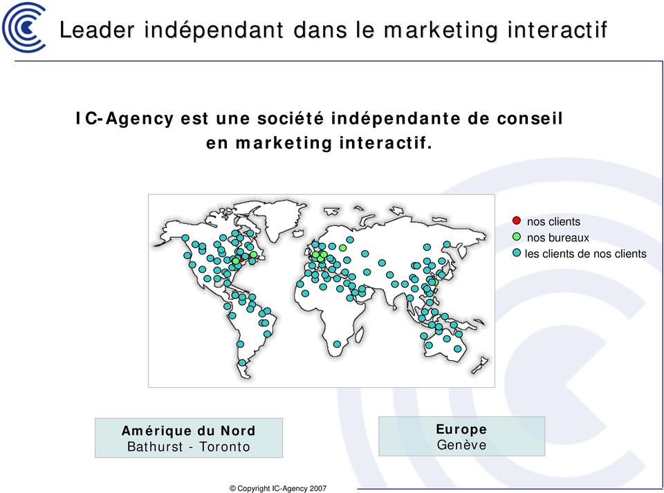 marketing interactif.