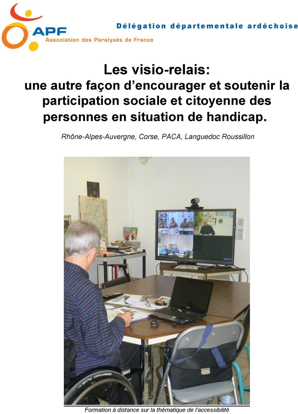 personnes en situation de handicap.