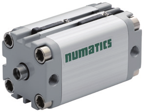ASCO Numatics Express Same Day* Série 449 Vérins compacts, double effet ISO 21287 Courses Standard En mm Rac-od.