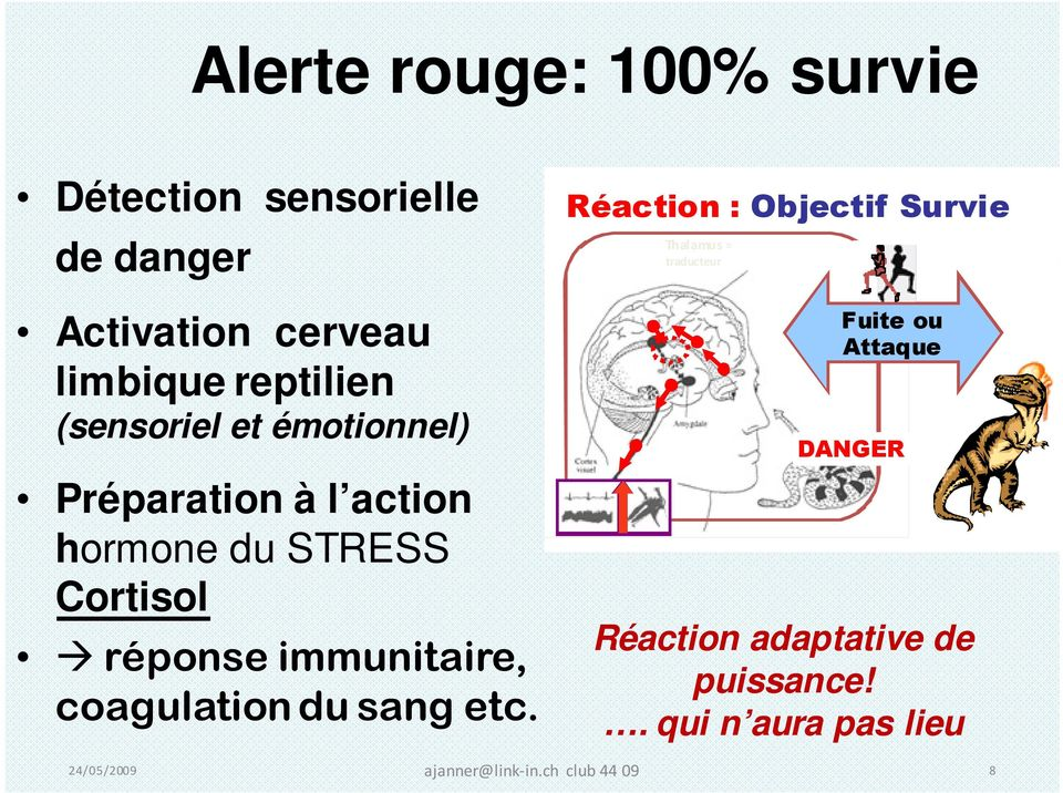 coagulation du sang etc.