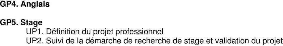 professionnel UP2.