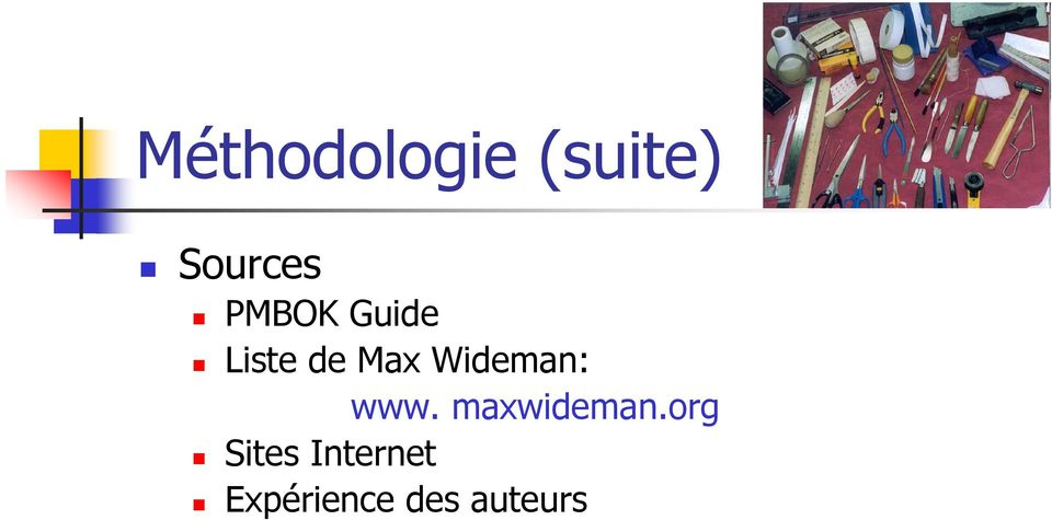 Wideman: www. maxwideman.