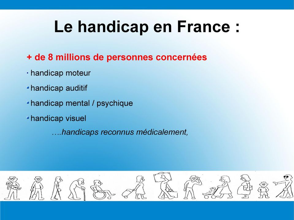 handicap auditif handicap mental /