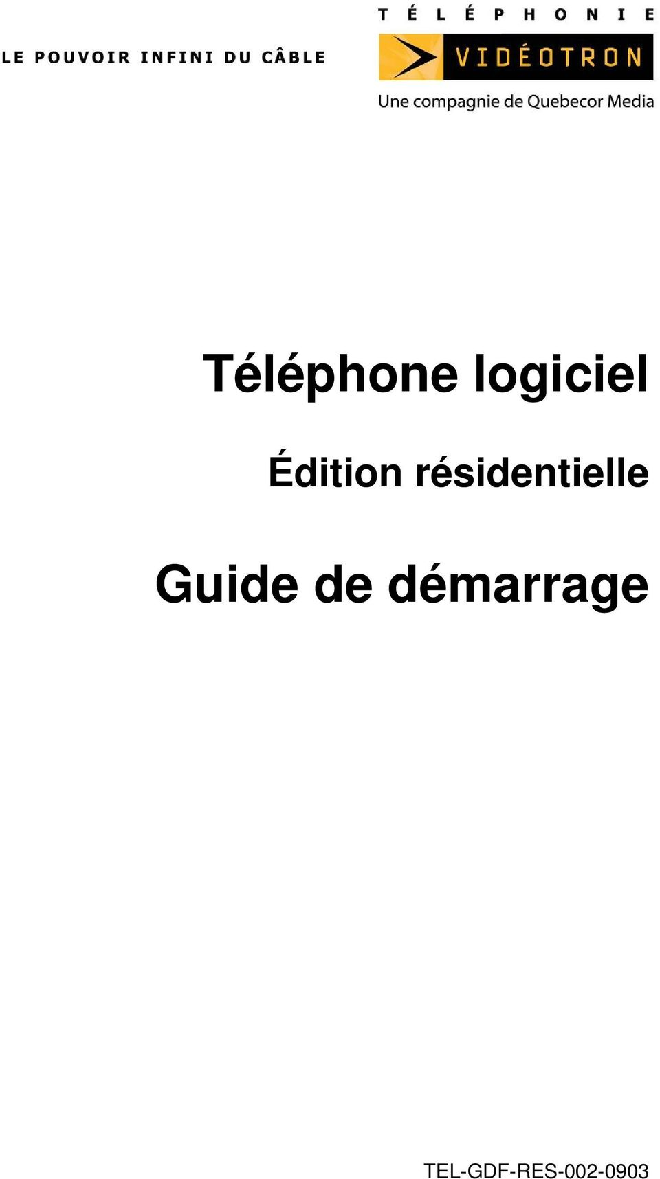 résidentielle Guide