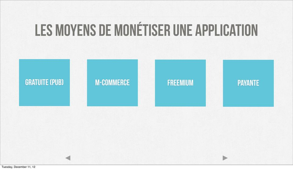 application Gratuite