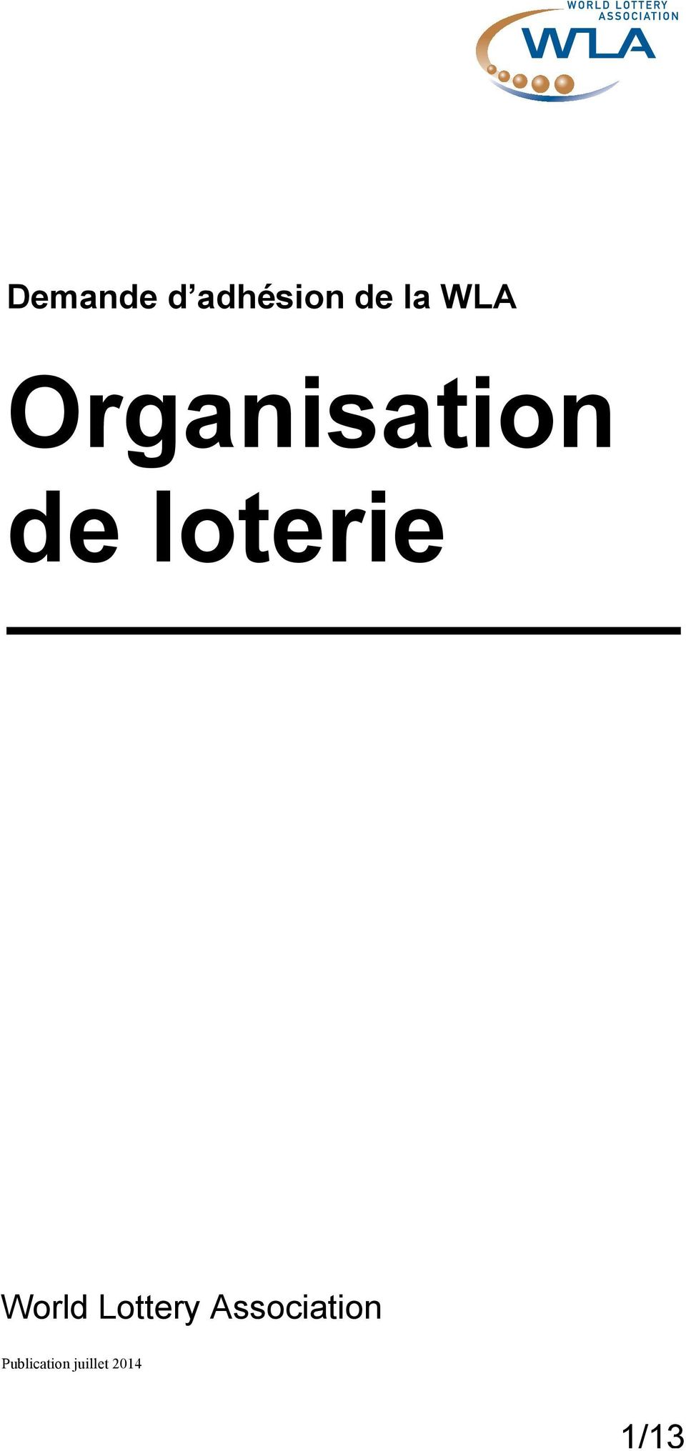 loterie World Lottery