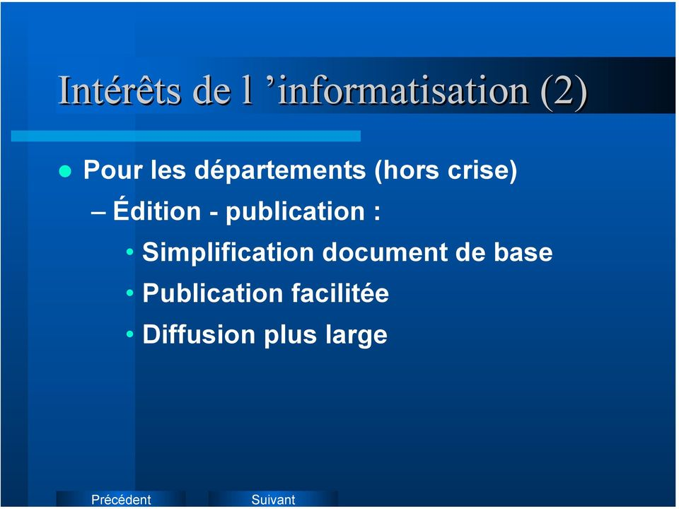 publication : Simplification document de