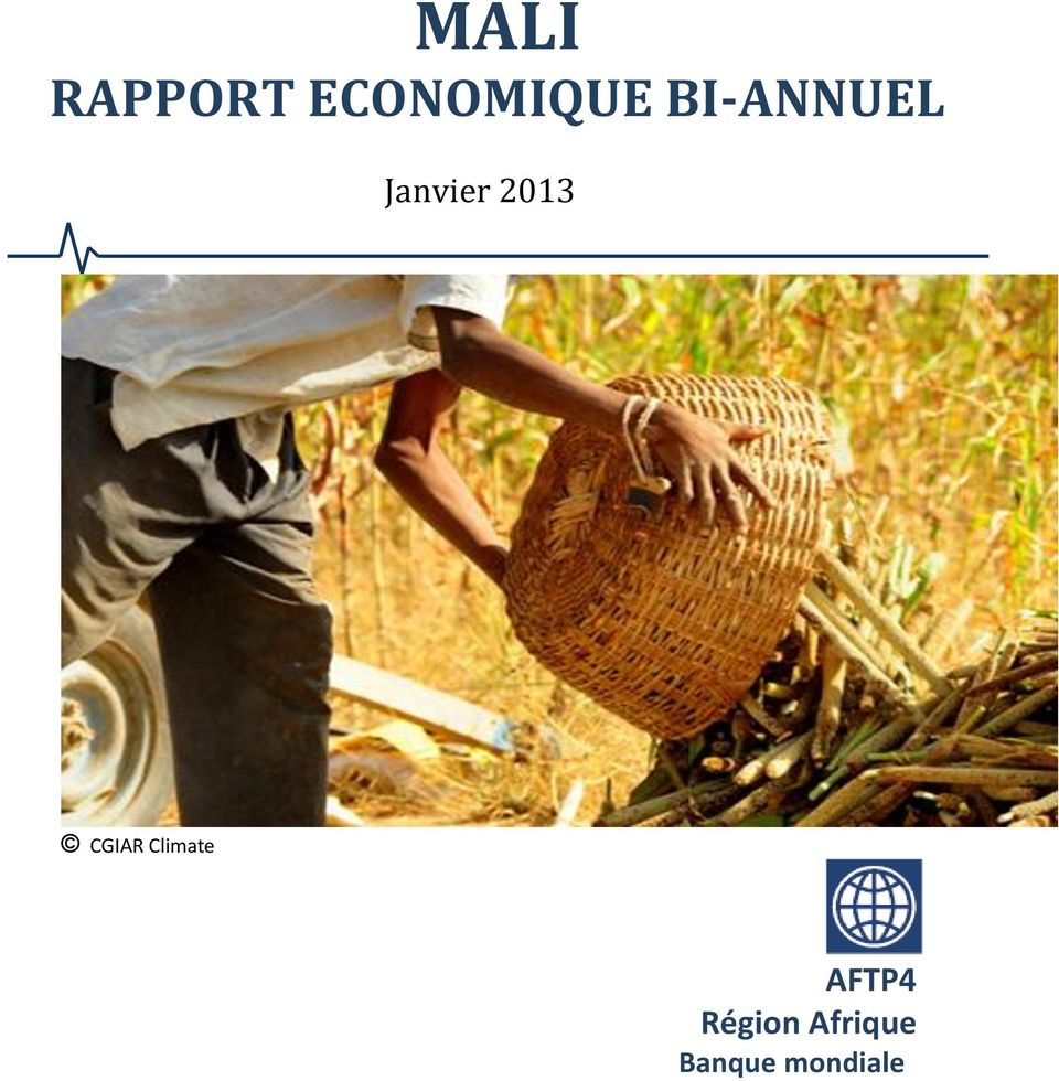 CGIAR Climate AFTP4