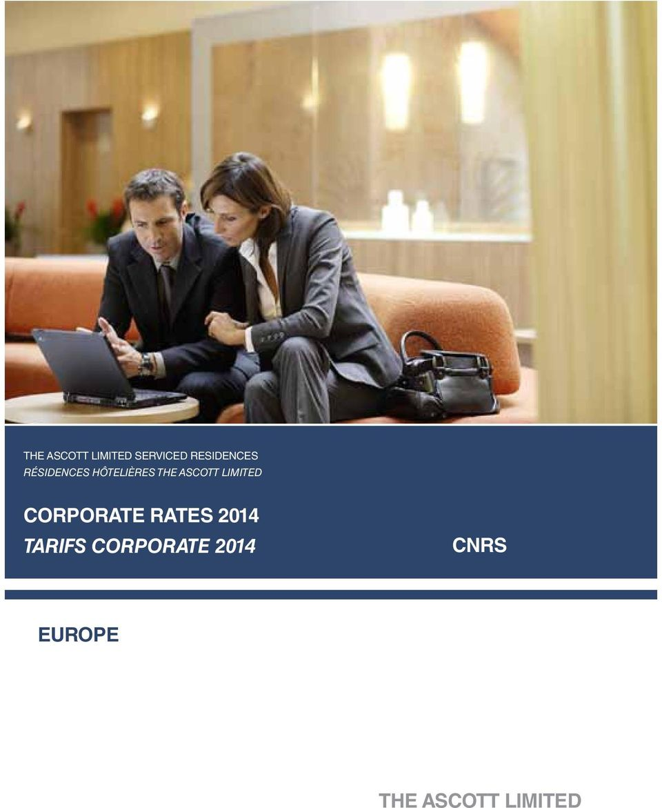 LIMITED Corporate Rates 2014 Tarifs