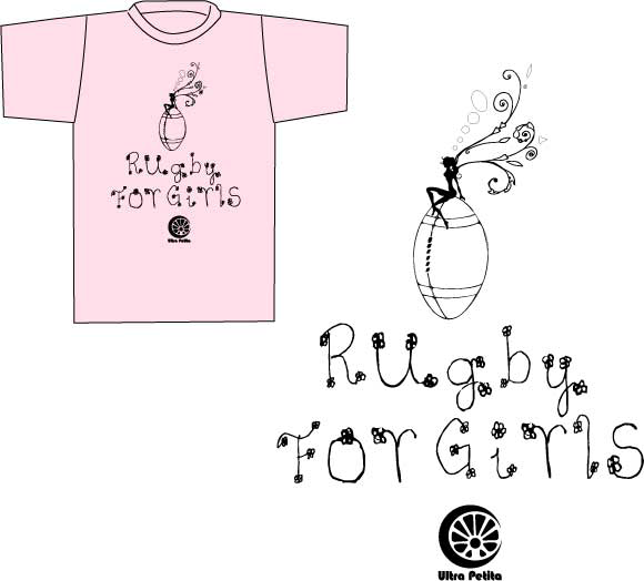 Rugby For Girls REF - TS J 004 100