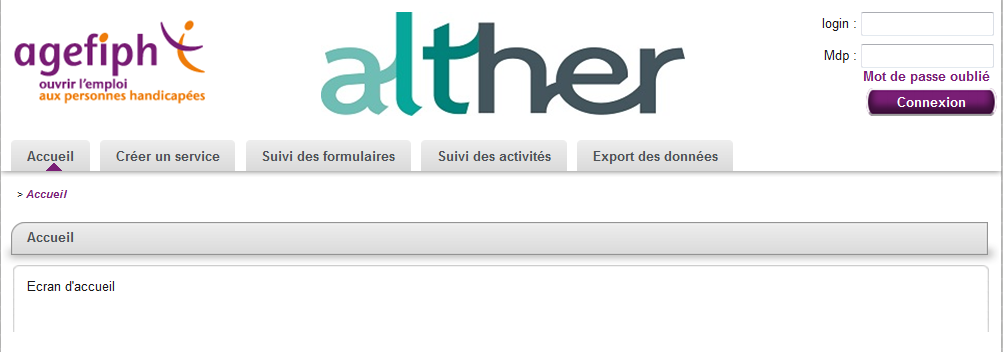 Guide d utilisation «Extranet Alther marché 2014» V1.