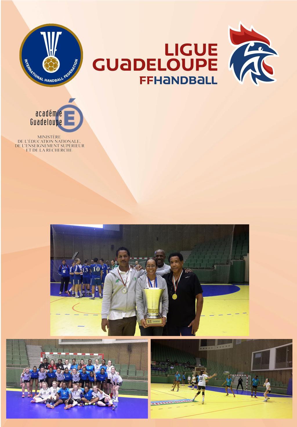 IHF TROPHY 2016 Zone