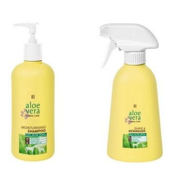 Shampooing 500 ml + Quick Help spray 400 ml : 43,80