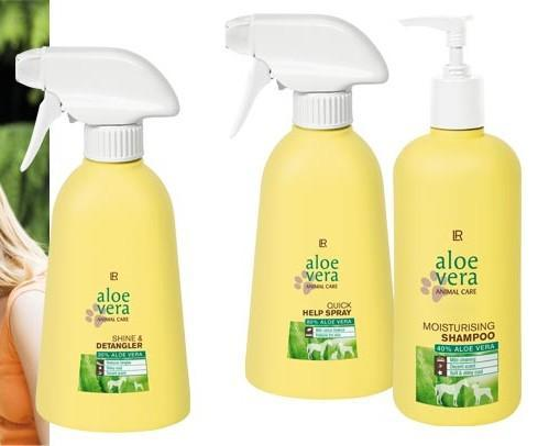 Gloss 400 ml : 43,80 40,80 Aloe vera Animaux Set 3
