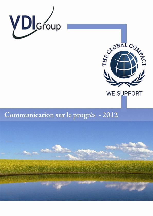 Global Compact Communication