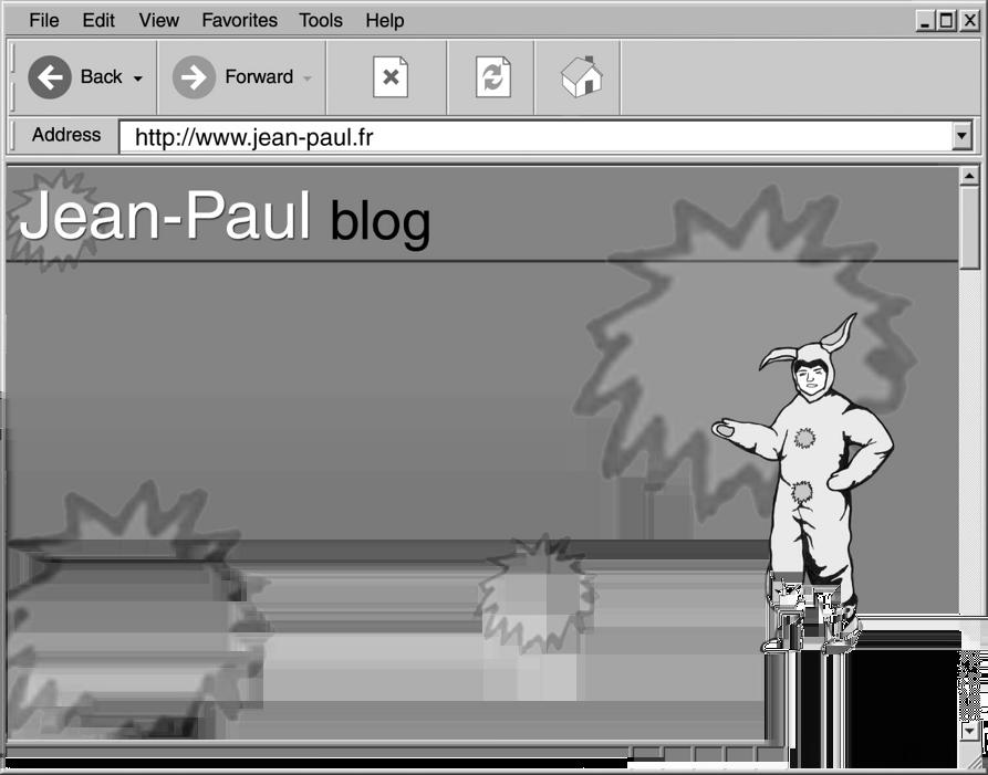 4. You also find a blog where Jean-Paul, who has previously worked for the company, writes about his experiences.