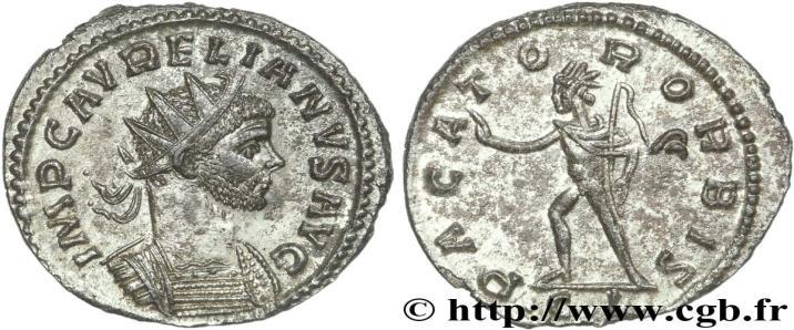 6; RCV III n 11576] Emission 1 (1 officine: A) * Aurélianus
