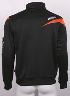 SWEAT ZIP Sweat col zippé Victoire Corps et