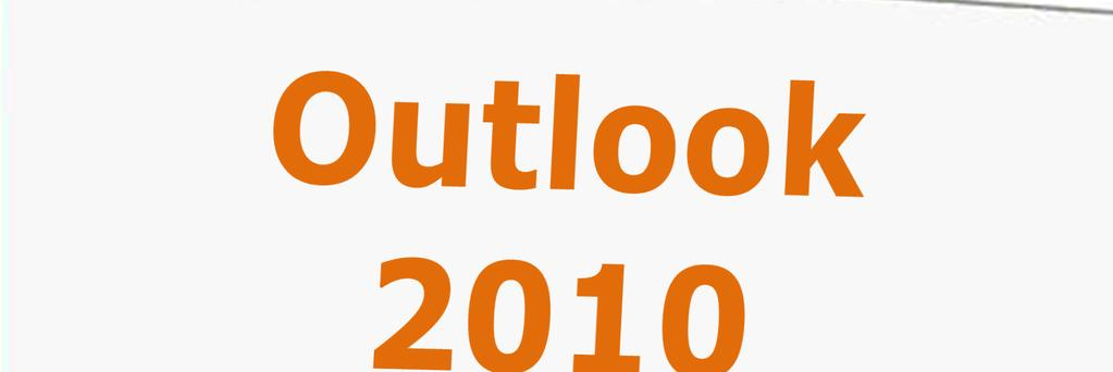 lettres sur Outlook 2010 Outlook 2010