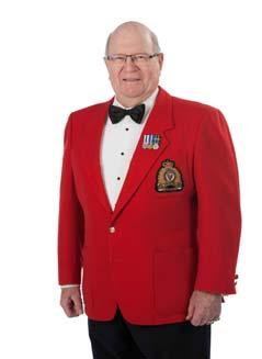 Also included is the contact information for our Quartermaster, Don Harrison. The Order of Dress is also on the website.