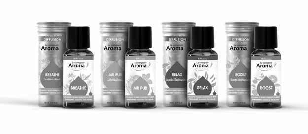 Visit Maricare.co to explore Le Comptoir Aroma s complete range of blends for diffusion made of organic essential oils.