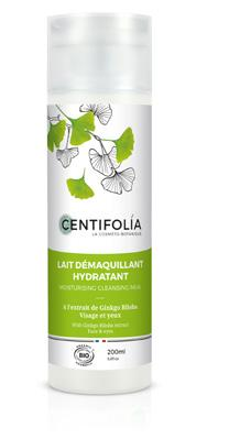 LAIT DÉMAQUILLANT BIO HYDRATANT Le pitch : ce lait démaquillant élimine parfaitement et en douceur maquillage, impuretés et traces de pollution tout en maintenant une hydratation optimale.