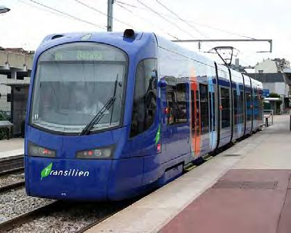 net Sites France : Tram T4 Aulnay-Bondy TANGO (Stadler) source : www. stadlerrail.