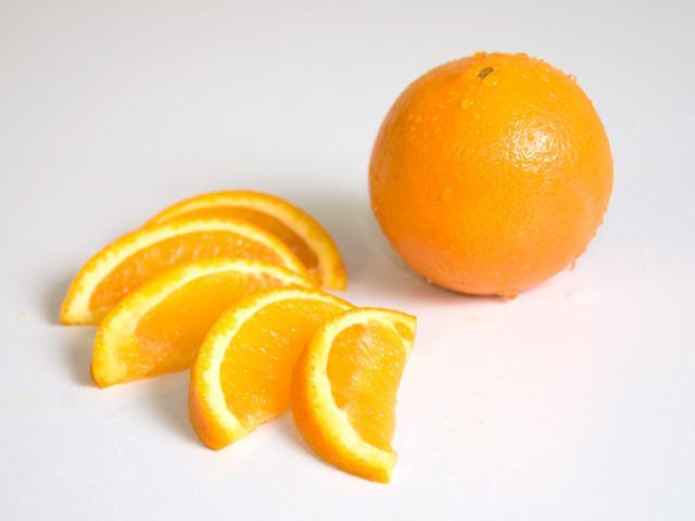 de l orange OR des