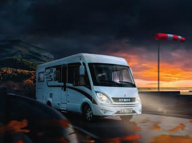autocollant camping car chausson