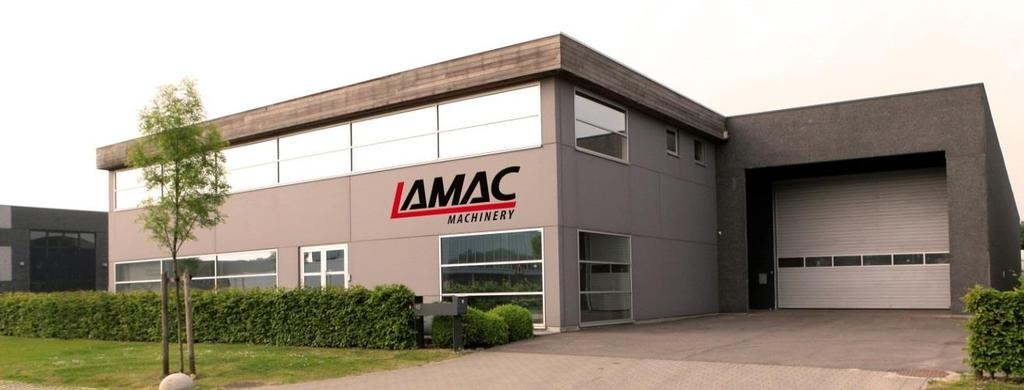 LAMAC MACHINERY N.